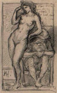 Hildebrand erotic drawing