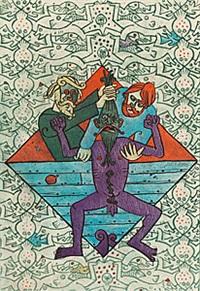 röde orm (portfolio of 105 w/justif. & text by frans g bengtsson) by jordi arkö