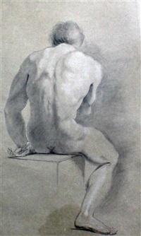 nude study by john hamilton mortimer