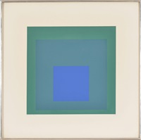 i-s c by josef albers