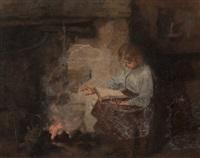 a winter's take by walter hutcheson