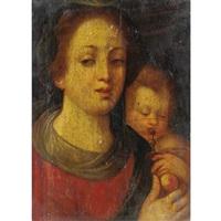 santa dorotea by pontormo (jacopo carucci)