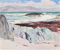 iona shore by john duncan