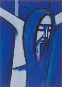 cristo in croce by dino migliorini