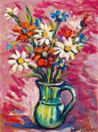 fiori. blumenstrauß in glaskrug by dino migliorini