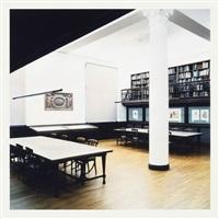 kunsthalle bremen 2001 by candida höfer