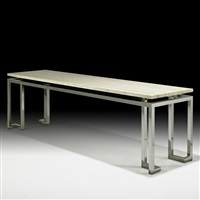 console by pace manufacturing (co.)
