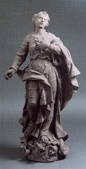 maria immaculata by johann wolfgang von der auvera