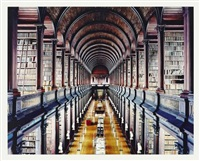 trinity college dublin i 2004 by candida höfer