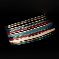 bracelets (7 works) by ippolita (co.)