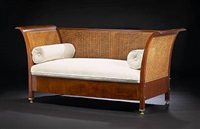 sofa (model 4391) by bent helweg-moller