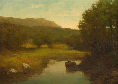 bear creek jefferson county ny by alexander helwig wyant
