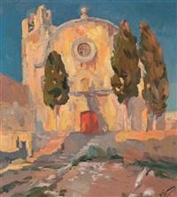 iglesia de sant medir by francisco gimeno arasa