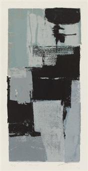 ohne titel (l. 16-62) by hans d. voss