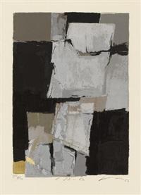 ohne titel (l. 22-63) by hans d. voss