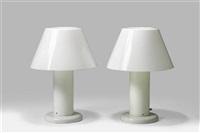paire de lampes by guzzini