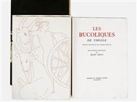vergil: les bucoliques (bk w/1 work, 4to) by hans erni