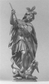 heiliger georg by austrian school-tyrolean (17)