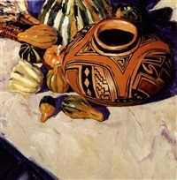 tesuque still life by william hook