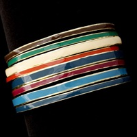 bracelets (8 works) by ippolita (co.)