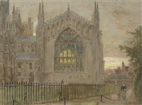 ely cathedral by harry goodwin