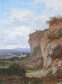 paisaje by lluis rigalt farriols