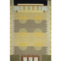 vegas woven area rug by david shaw nicholls