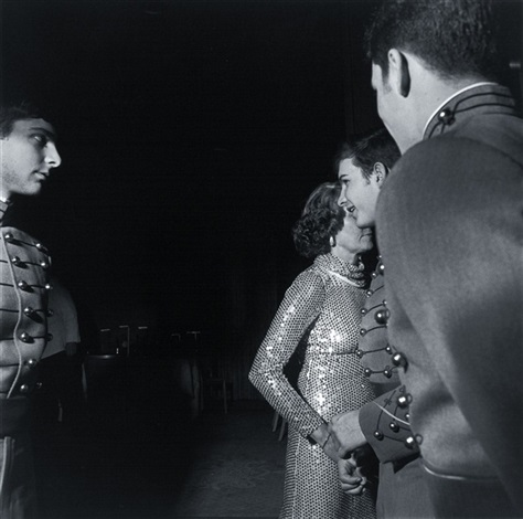 hungarian debutante ball (from social graces) by larry fink
