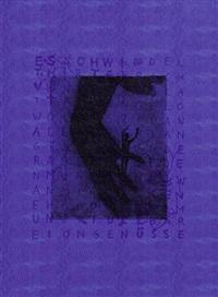 figur mit hand (es schwindelt...) by sigmar polke