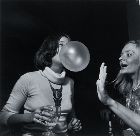 new york magazine christmas party from social graces by larry fink