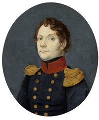 portrait des hieronimus kündig von basel by hieronymus hess