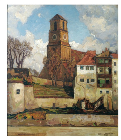 wasserburg by ernst liebermann