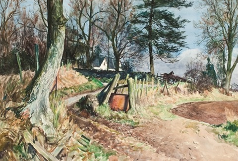 field carse of gowrie by james mcintosh patrick