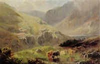 ardentinny, argyllshire by william davies