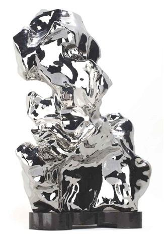 artificial rock no 21 by zhan wang