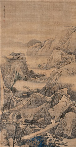 scenery by ma yuanqin