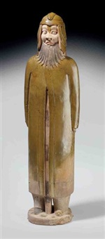 soldier by anonymous-chinese (sui dynasty)