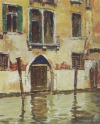 venice archway by marshall d. smith