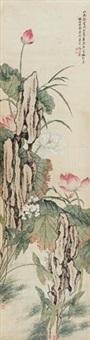 芙蓉香气图 by tang shishu