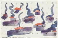 pegboard sky leaking (...) by joe zucker
