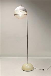 una lampada da terra focus by fabio lenci