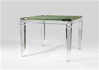 table de jeux by fabian art (co.)