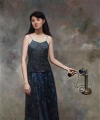 电话的回忆 (memories of a telephone) by yuan zhengyang