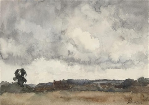 clouds kent study by james herbert snell