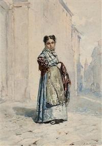 joven mallorquina by ricardo anckerman