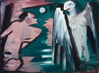 sirenengesang (il canto della sirena) by k.h. hödicke