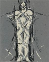wächterfigur by hede buhl