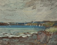 view of the clyde by james kay