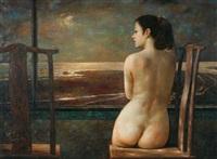 人体 (nude) by dai zhongguang