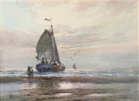off to the fishing grounds by william knox